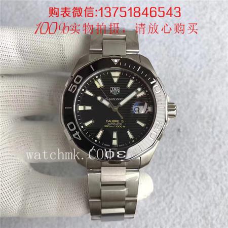 MK厂,泰格豪雅TAG HEUER竞潜300系列WAY211A.BA0928(黑面)